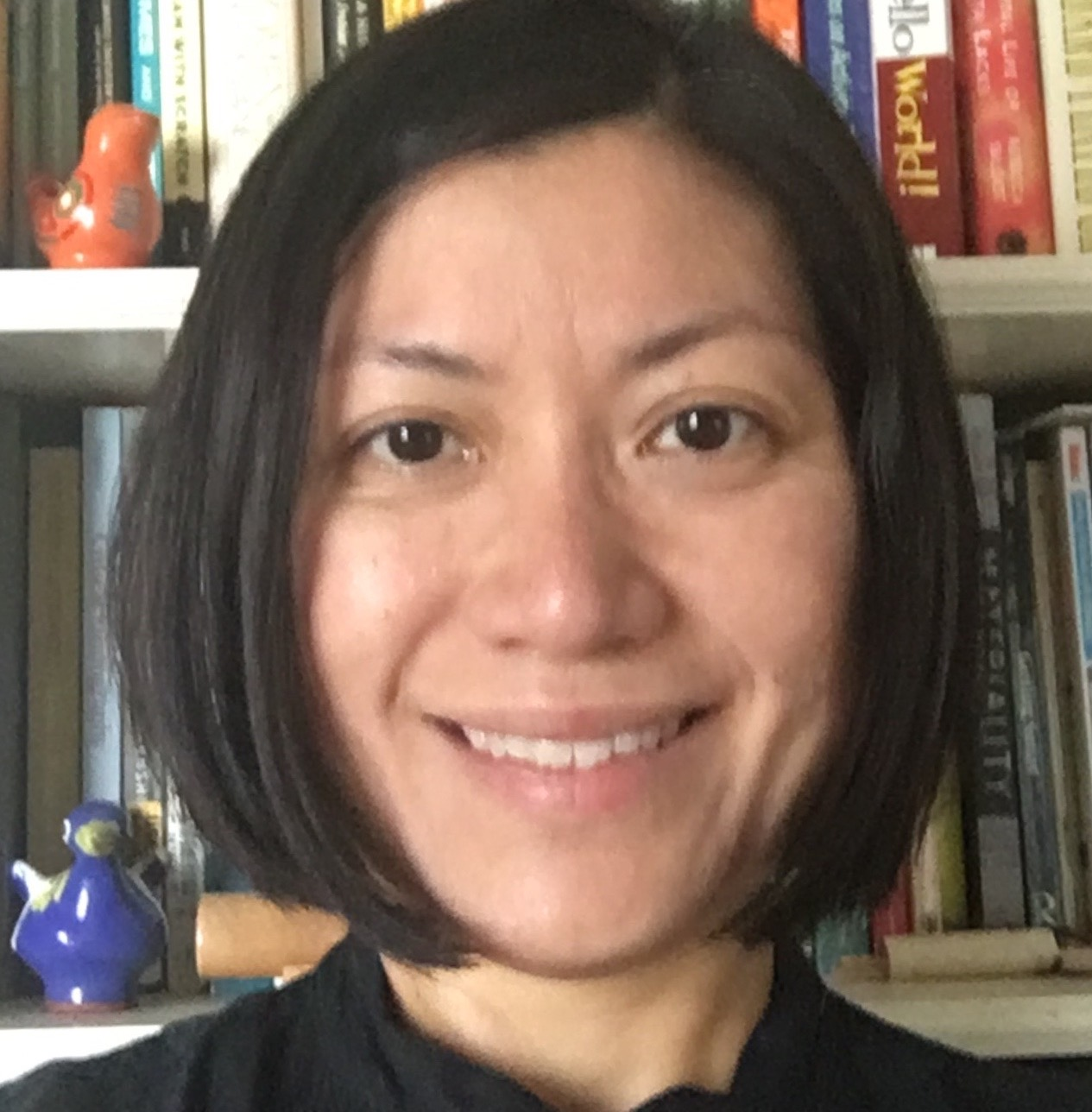 Photograph of Dr. Edna Tan