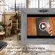 Slide of Printmaking Studio